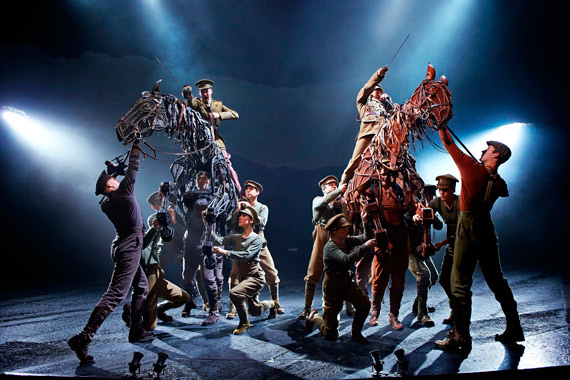 "Horse Times Egypt: Equestrian Magazine :News :""War Horse"" to end record-breaking London run"