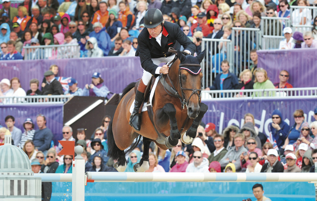 Horse Times Egypt: Equestrian Magazine :News :Nick Skelton's Olympic superstar to make a comeback