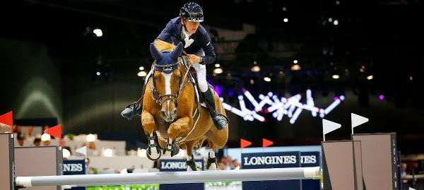 Horse Times Egypt: Equestrian Magazine :News :Bertram Allen wins the Longines Speed Challenge