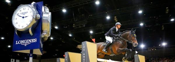 Horse Times Egypt: Equestrian Magazine :News :German victory for Marco Kutscher in the Grand Prix