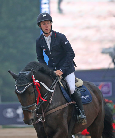 Horse Times Egypt: Equestrian Magazine :News :Brash confident ahead of China League World Cup final