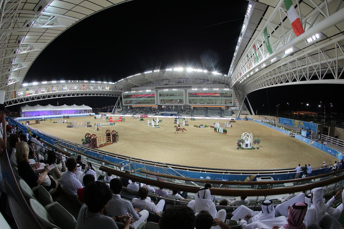 Horse Times Egypt: Equestrian Magazine :News :All eyes on Doha ahead of exhilarating 2015 LGCT final