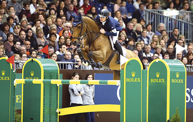 Horse Times Egypt: Equestrian Magazine :News :Pioneering technology aims to draw in showjumping fans