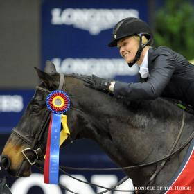 Horse Times Egypt: Equestrian Magazine :News :Davenport Gets It Done At Washington