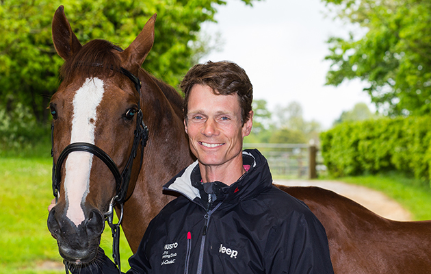 Horse Times Egypt: Equestrian Magazine :News :William Fox-Pitt out of intensive care