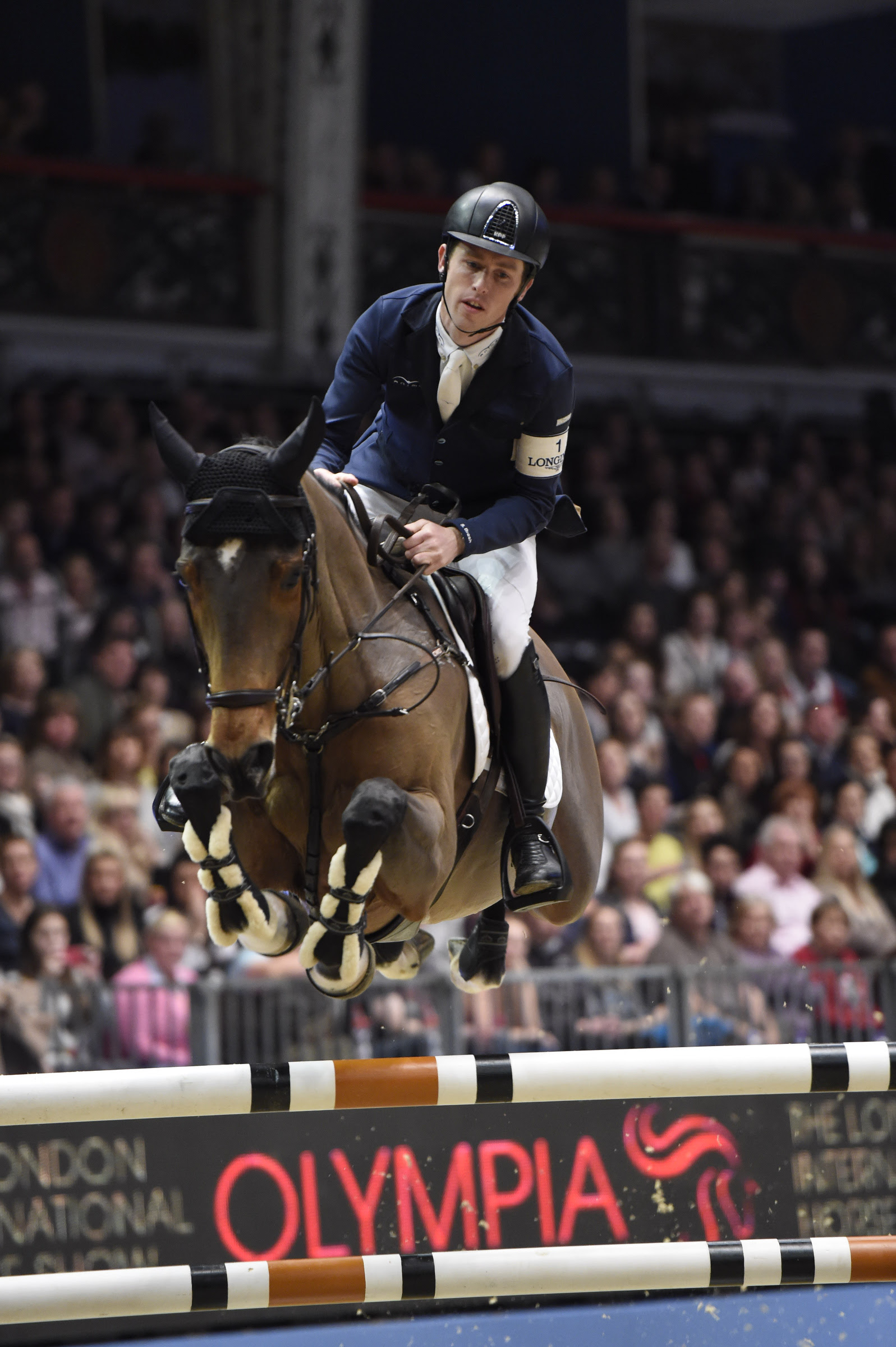 Horse Times Egypt: Equestrian Magazine :News :THREE WORLD NUMBER ONES UNDER ONE ROOF  AT OLYMPIA, THE LONDON INTERNATIONAL HORSE SHOW