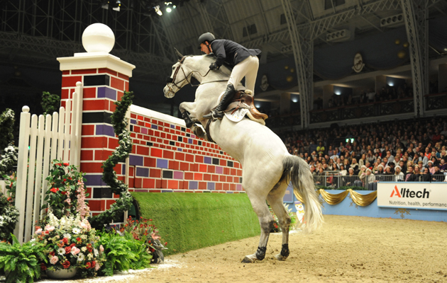 Horse Times Egypt: Equestrian Magazine :News :Dual Hickstead Derby winner among horses tackling Olympia puissance