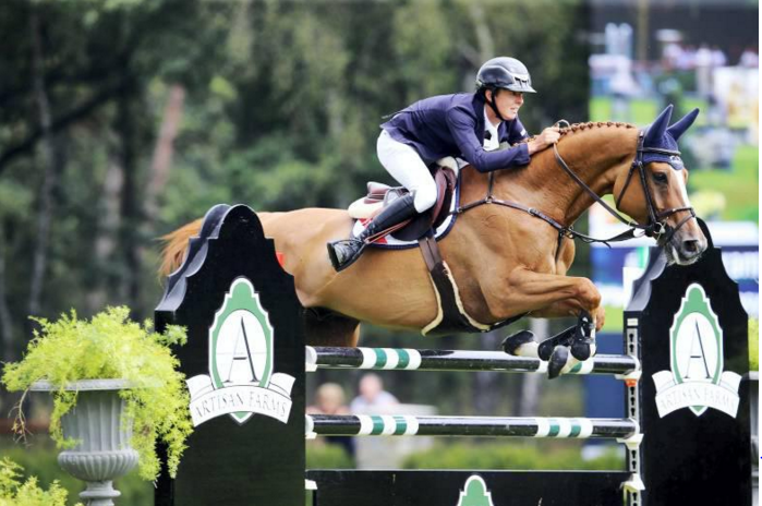 Horse Times Egypt: Equestrian Magazine :News :Storm over Bertram Allen's Olympia fiasco continues to rage
