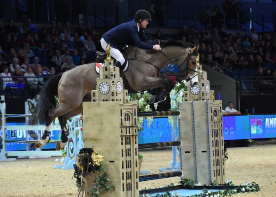 Horse Times Egypt: Equestrian Magazine :News :Antello Z put down after Liverpool International injury
