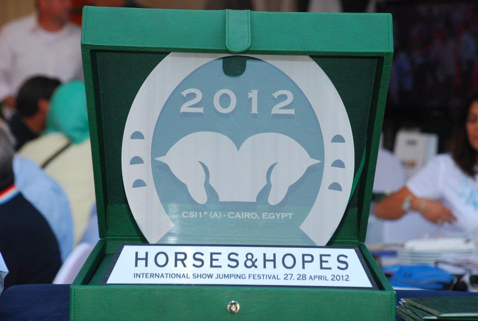 Horse Times Egypt: Equestrian Magazine :News :VIDEO HIGHLIGHTS FROM HORSES & HOPES CSI 1* (A)-CAIRO INTERNATIONAL SHOW JUMPING FESTIVAL