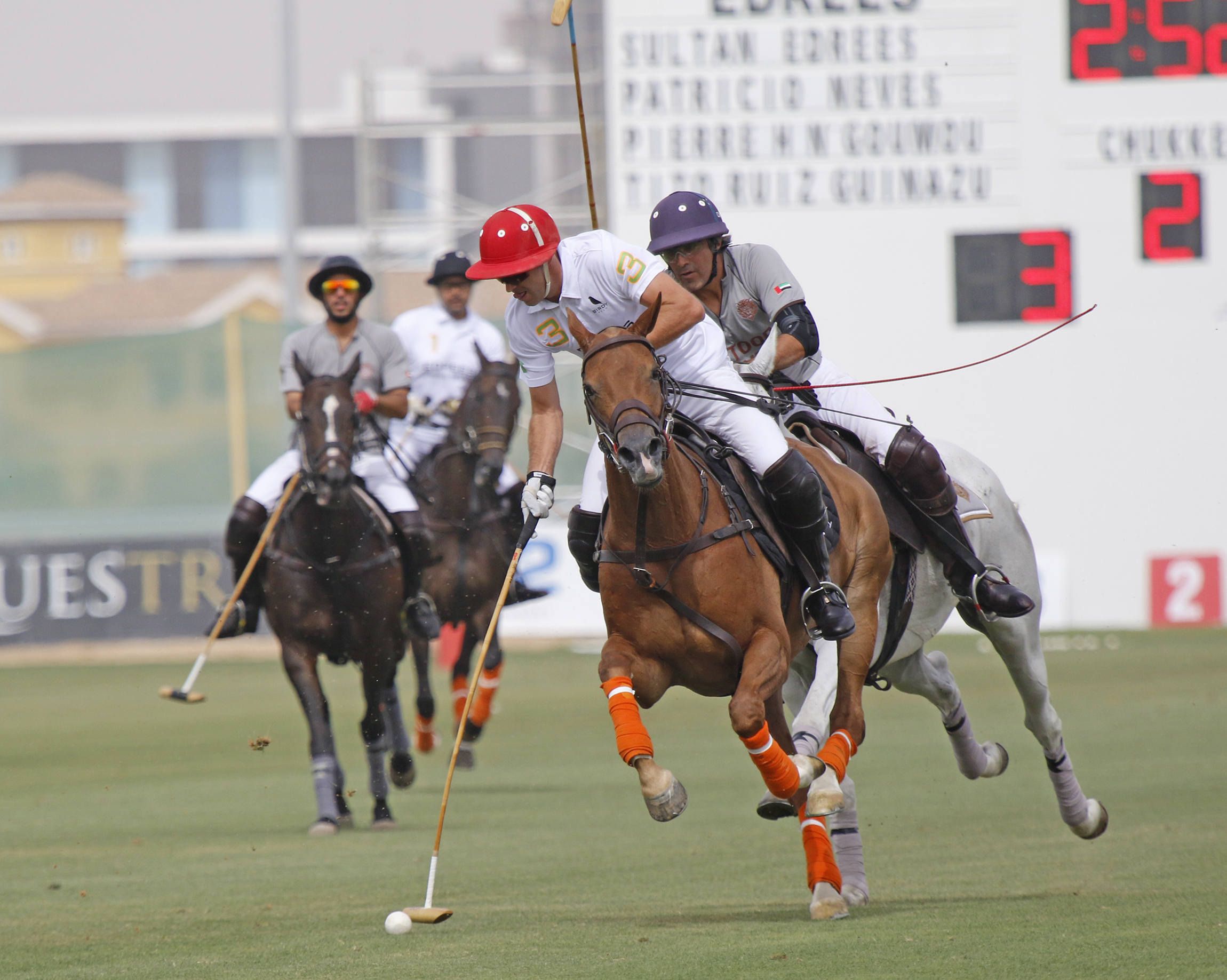 Horse Times Egypt: Equestrian Magazine :News :HABTOOR POLO WINS AND COMPLETES THE SEMIFINALS  OF THE DUBAI CHALLENGE CUP 2016