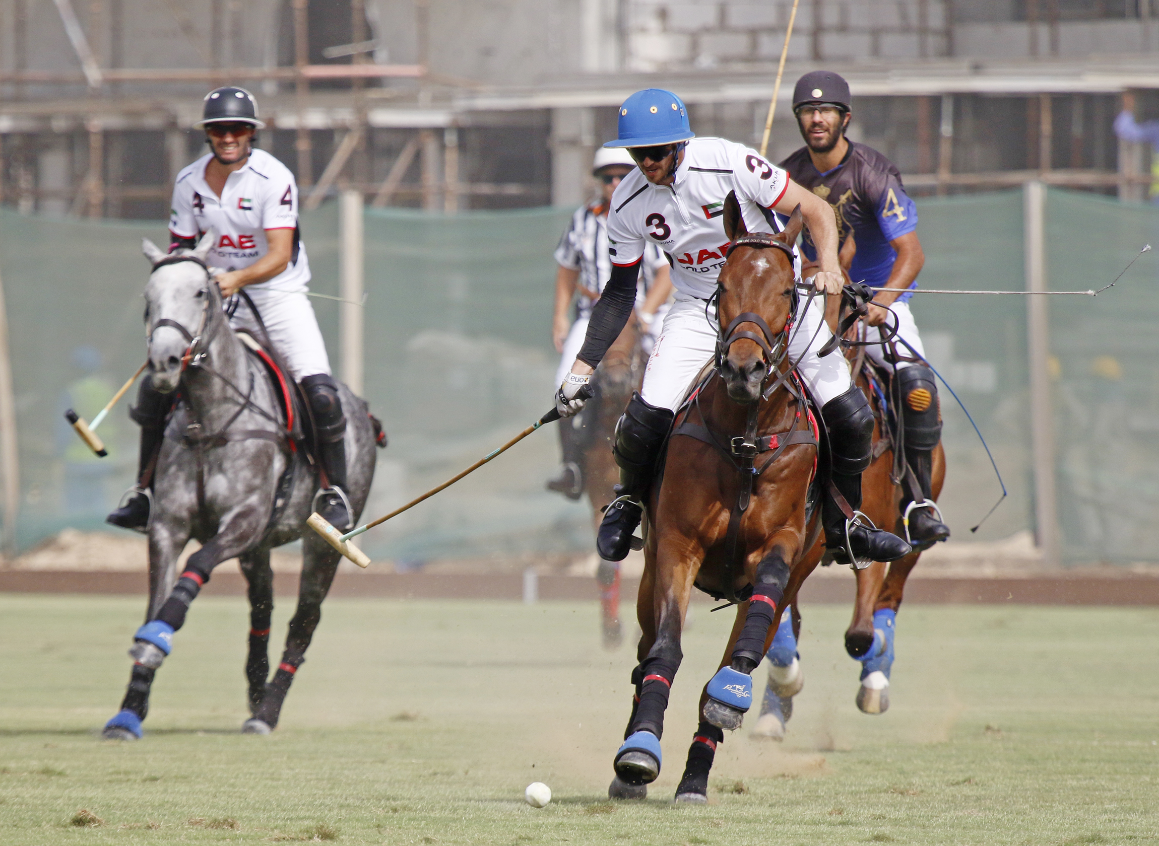 Horse Times Egypt: Equestrian Magazine :News :HABTOOR POLO AND BIN DRAI WILL PLAY THE DUBAI CHALLENGE CUP 2016 FINAL