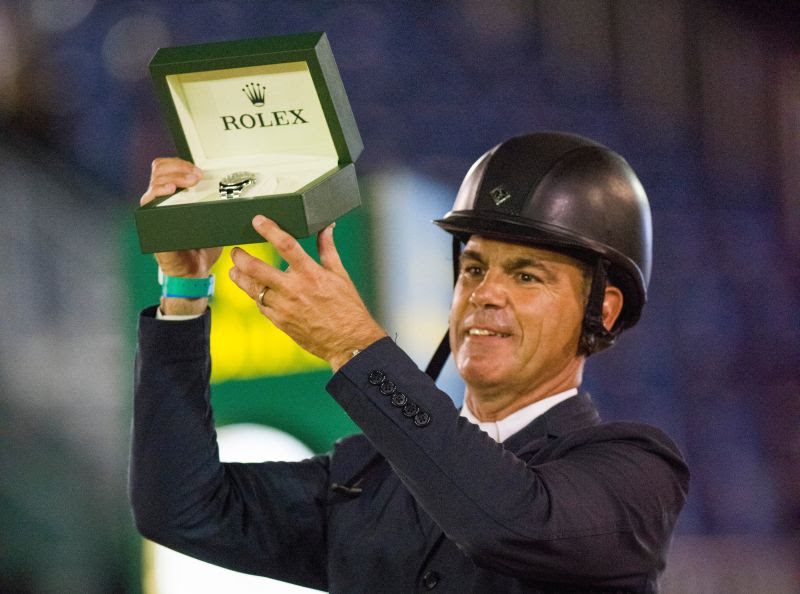 Horse Times Egypt: Equestrian Magazine :News :USA'S JIMMY TORANO REIGNS SUPREME IN THE ROLEX U.S. OPEN GRAND PRIX AT THE ROLEX CENTRAL PARK HORSE SHOW