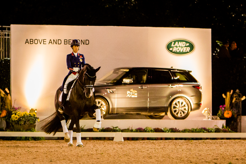 Horse Times Egypt: Equestrian Magazine :News :LAND ROVER CELEBRATES WINNERS OF THE 2016 CENTRAL PARK HORSE SHOW