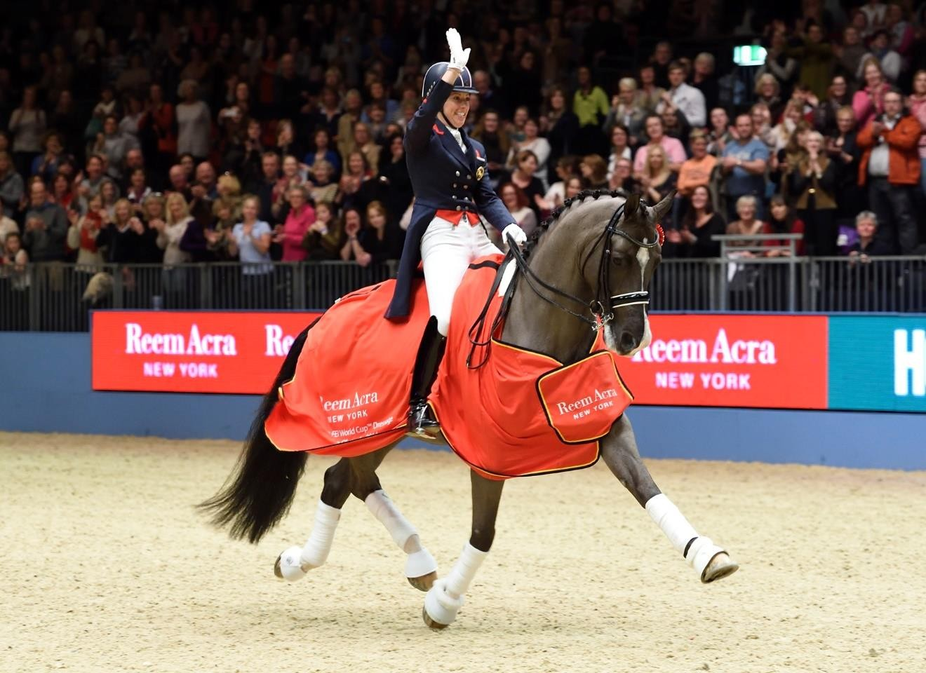 Horse Times Egypt: Equestrian Magazine :News :THANK YOU VALEGRO!