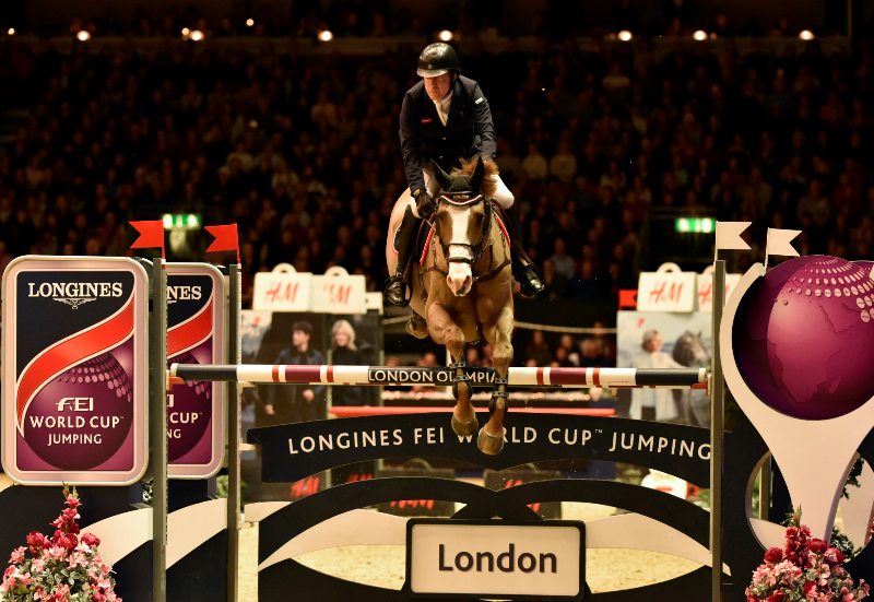 Horse Times Egypt: Equestrian Magazine :News :WORLD'S BEST RIDERS SET TO COMPETE AT OLYMPIA, THE LONDON INTERNATIONAL HORSE SHOW