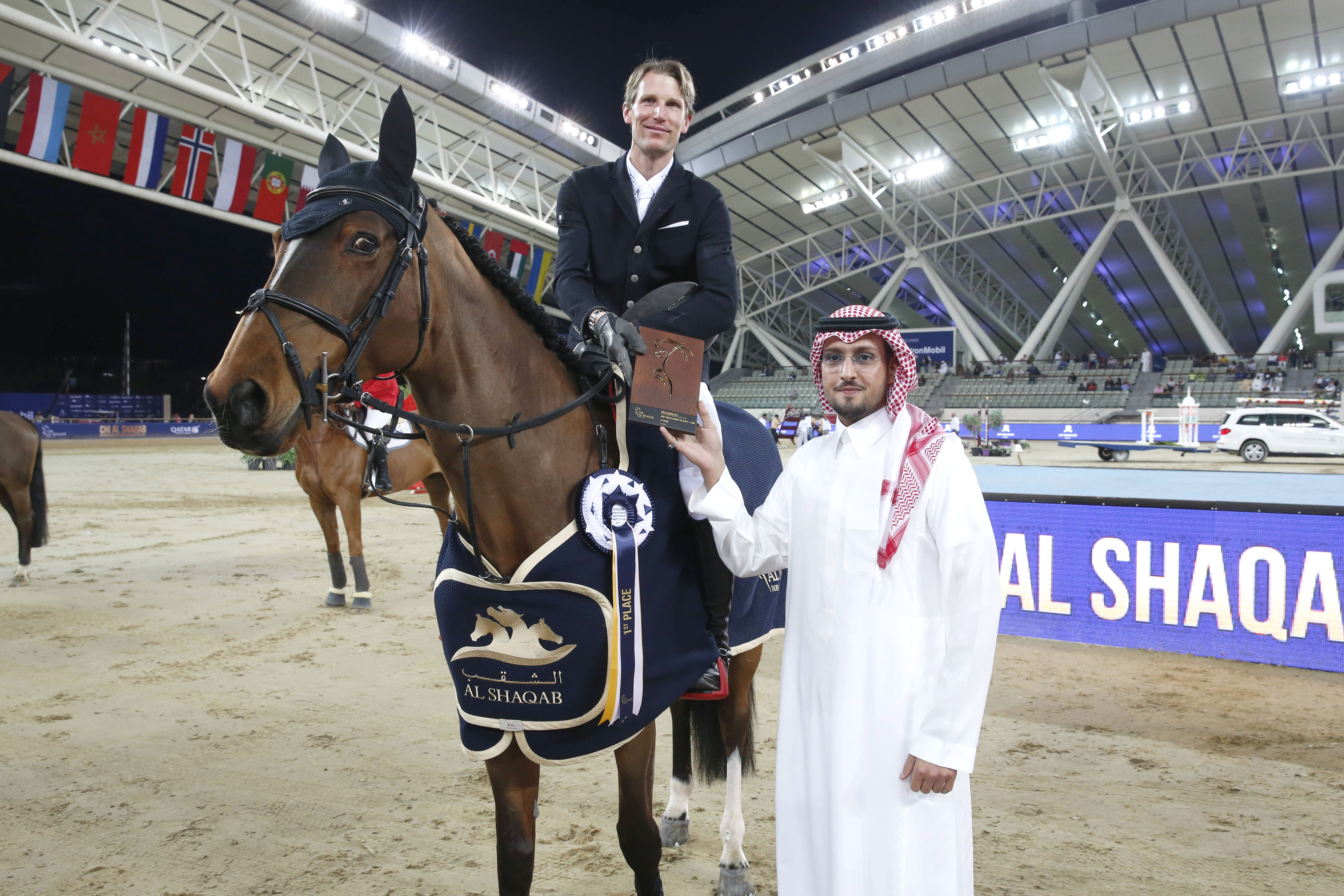 Horse Times Egypt: Equestrian Magazine :News :CHI AL SHAQAB 2017 FRIDAY 3RD MARCH – CSI5* 1ST CLASS