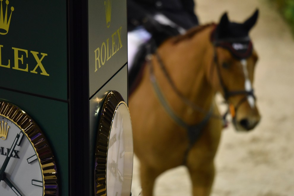 Horse Times Egypt: Equestrian Magazine :News :ROLEX CELEBRATES ITS 60TH ANNIVERSARY IN EQUESTRIAN SPORT AS THE ROLEX GRAND PRIX TAKES CENTRE STAGE AT INDOOR BRABANT