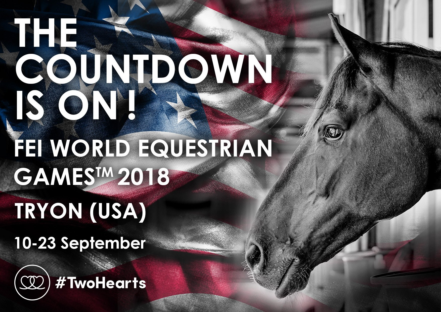 Horse Times Egypt: Equestrian Magazine :News :PRESS CONFERENCE AND ANNOUNCEMENTS FOR FEI WORLD EQUESTRIAN GAMES™ TRYON 2018