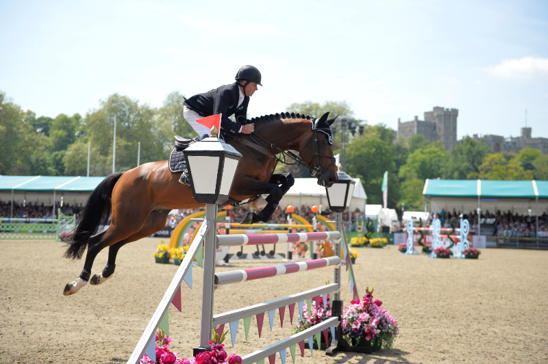 Horse Times Egypt: Equestrian Magazine :News :ROYAL WINDSOR HORSE SHOW BOOSTED BY ITV AND SKY SPORTS COVERAGE
