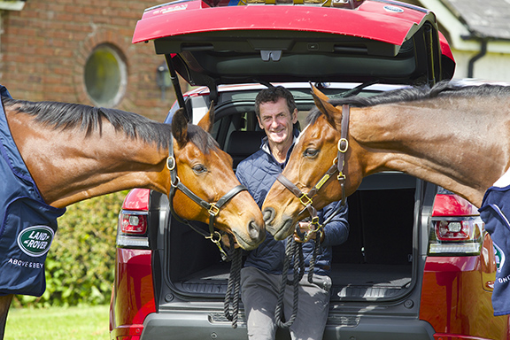 Horse Times Egypt: Equestrian Magazine :News :LAND ROVER ANNOUNCES SIR MARK TODD AS NEW AMBASSADOR