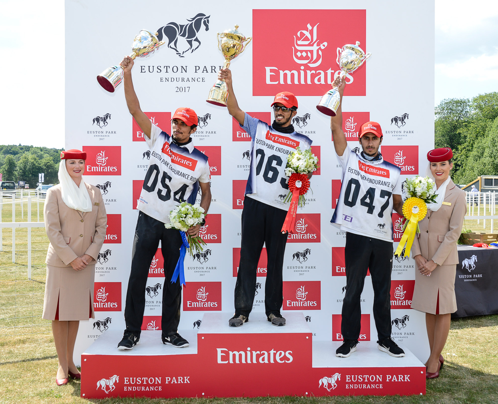 Horse Times Egypt: Equestrian Magazine :News :EUSTON PARK ENDURANCE : UAE WINS ACROSS THE BOARD IN SUFFOLK FEI RIDES