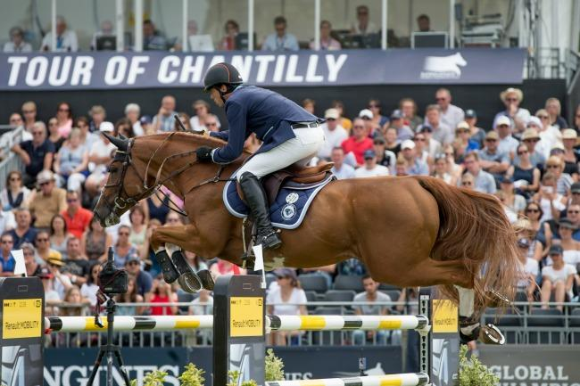 Horse Times Egypt: Equestrian Magazine :News :JUMPING INTERNATIONAL OF CHANTILLY: HARRIE SMOLDERS – TWO IN A ROW!