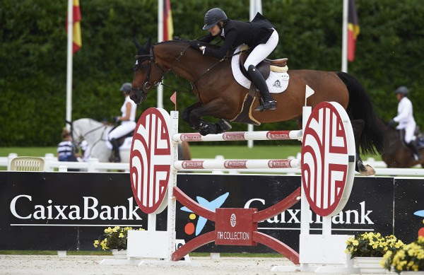Horse Times Egypt: Equestrian Magazine :News :Epaillard and Foster shine in the first day of the CSI4* A Coruña