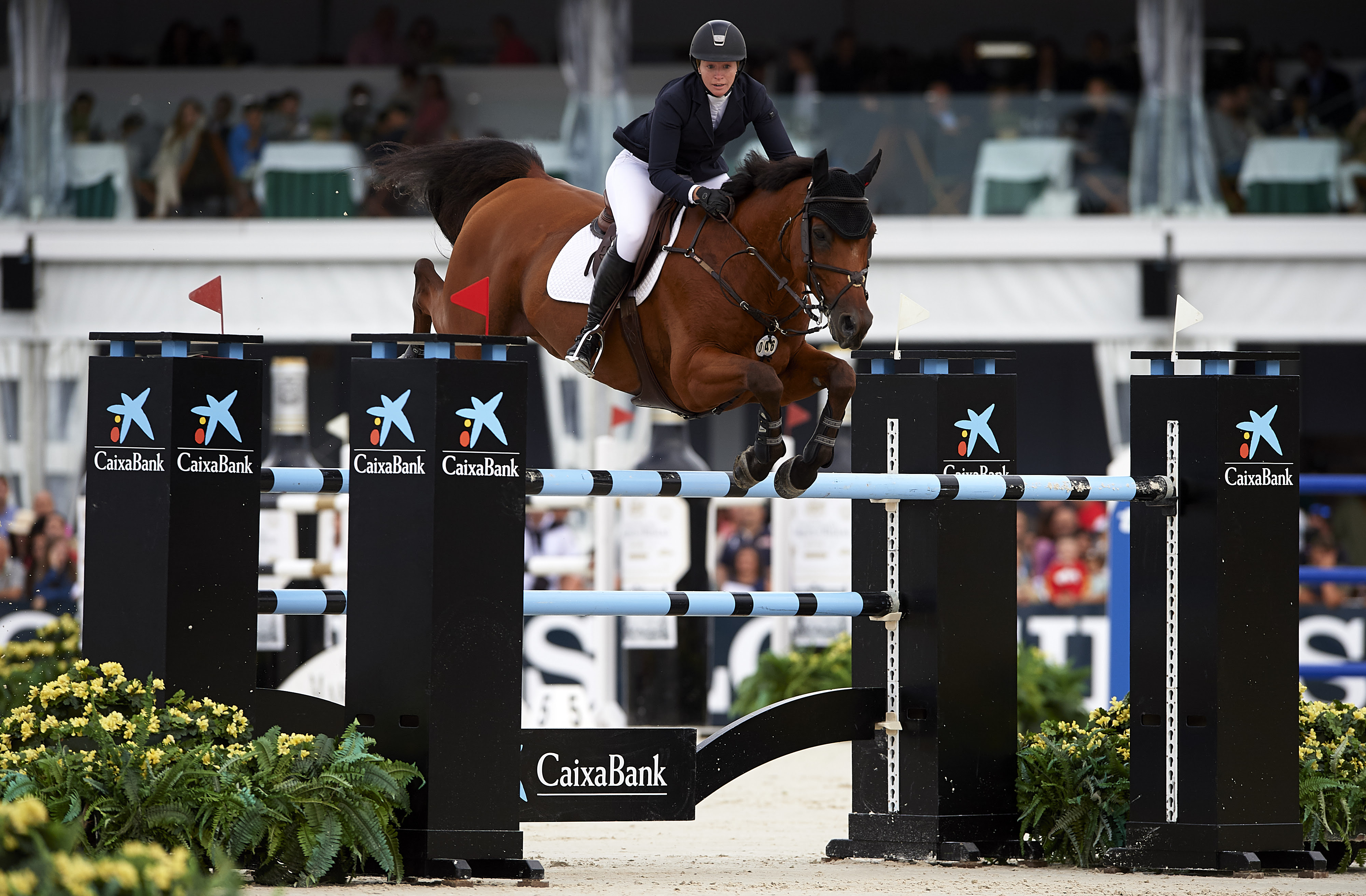 Horse Times Egypt: Equestrian Magazine :News :CANADA AND FRANCE, STAR THE LAST DAY OF THE CSI4* A CORUÑA