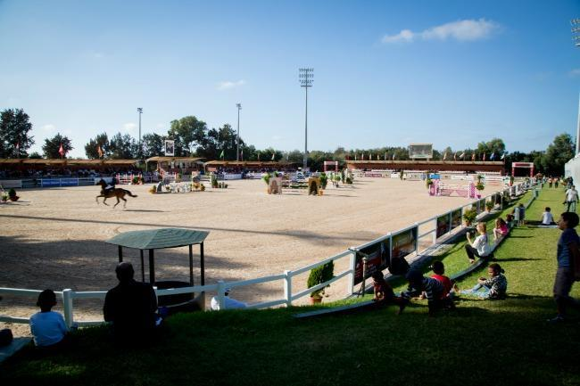 Horse Times Egypt: Equestrian Magazine :News :Morocco Royal Tour: Top riders in the short list.