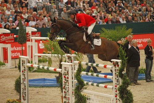 Horse Times Egypt: Equestrian Magazine :News :THE RULES OF OLYMPIC SHOW JUMPING