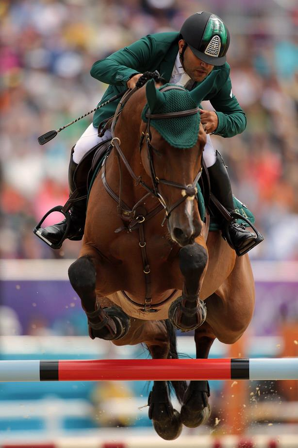 Horse Times Egypt: Equestrian Magazine :News :THE ARABS SPRING TO PROMINENCE - LONDON 2012 OLYMPIC SHOW JUMPING